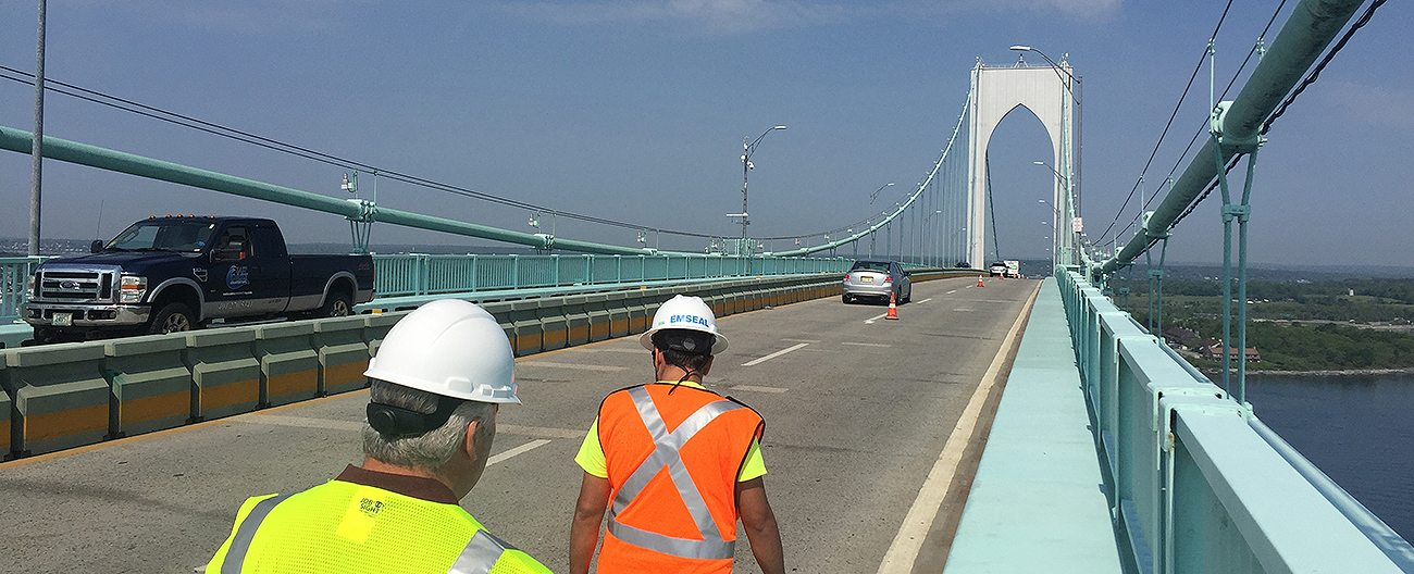 Bridge expansion joints for new and maintenance BEJS from EMSEAL