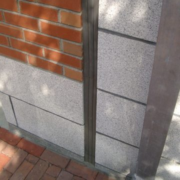 13-year old Colorseal in structural wall expansion joint