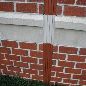Color changes are easily achieved and offer aesthetic versatility not available in other expansion joint options.