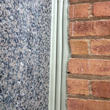 Slightly damaged or irregular substrates are easily and thoroughly addressed with Seismic ColorSeal
