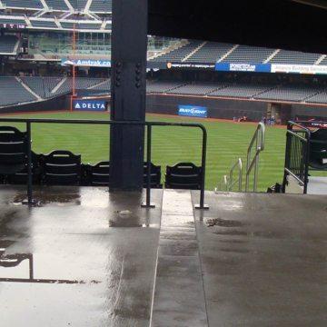 Stadium Concourse Solid Slab SJS System EMSEAL
