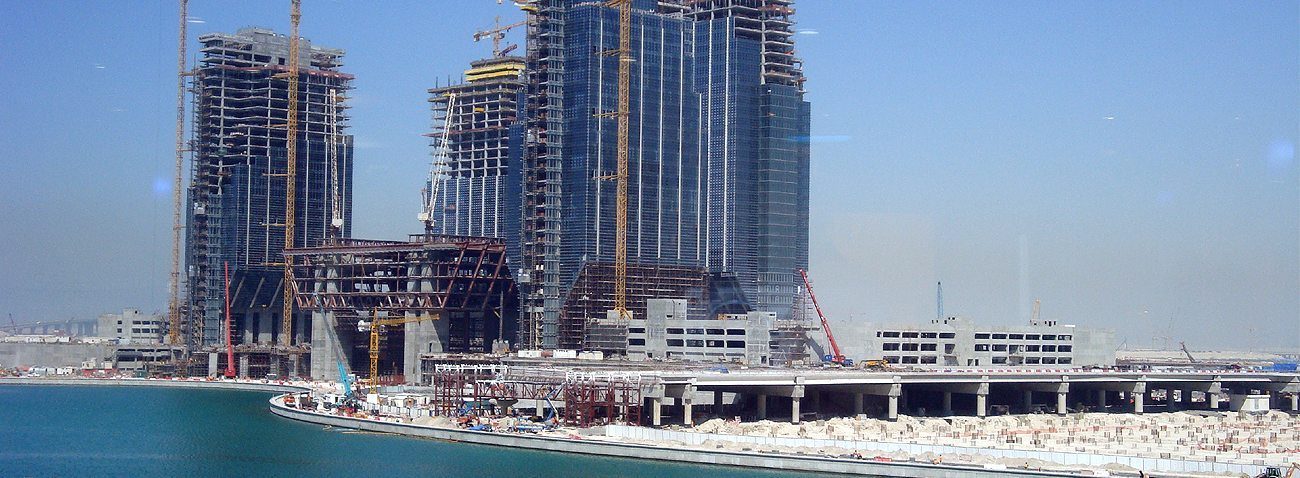 Fire Rated Expansion Joints at Abu Dhabi Financial Center EMSEAL