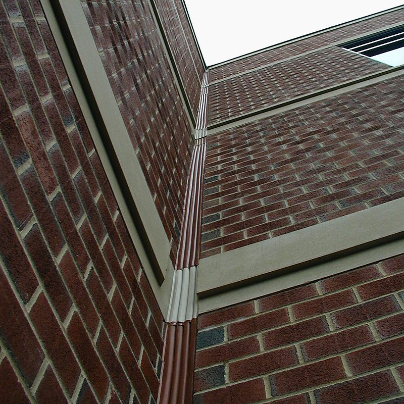 Expansion Joints Between Buildings : Colorseal seismic watertight wall expansion