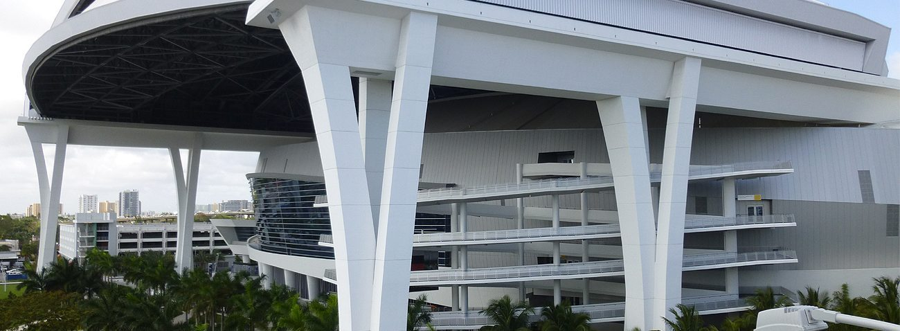 FL Marlins Stadium EMSEAL