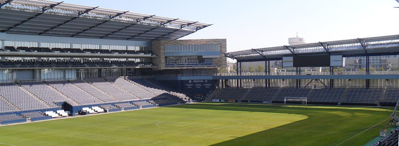 KS Kansas City Wizards Soccer Stadium EMSEAL