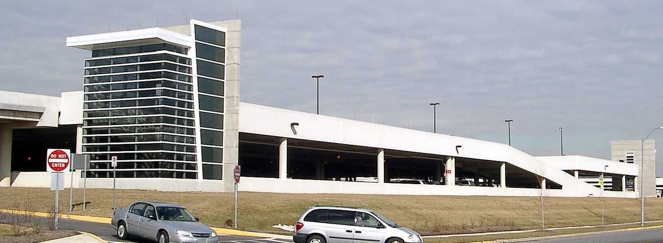 MD BWI International Airport CONRAC EMSEAL Thermaflex Seismic Colorseal