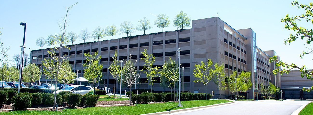 MD National Harbor Parking EMSEAL Thermaflex DSM System Seismic Colorseal