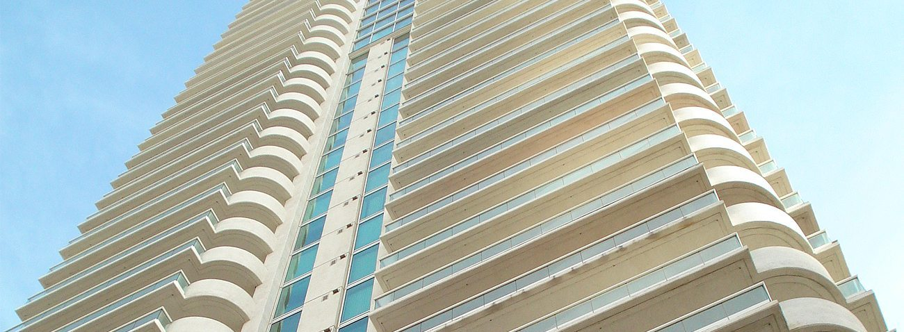NV Turnberry Towers EMSEAL DSM System Migutan Seismic Colorseal