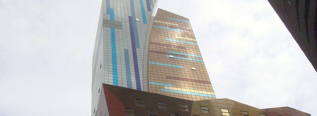 NY TImes Square Westin EMSEAL Seismic Colorseal