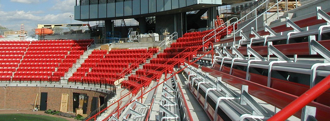 OH U of Cincinatti Bearcats Stadium Thermaflex EMSEAL
