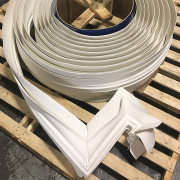 RoofJoint roof expansion joint from EMSEAL in longest shipping lengths