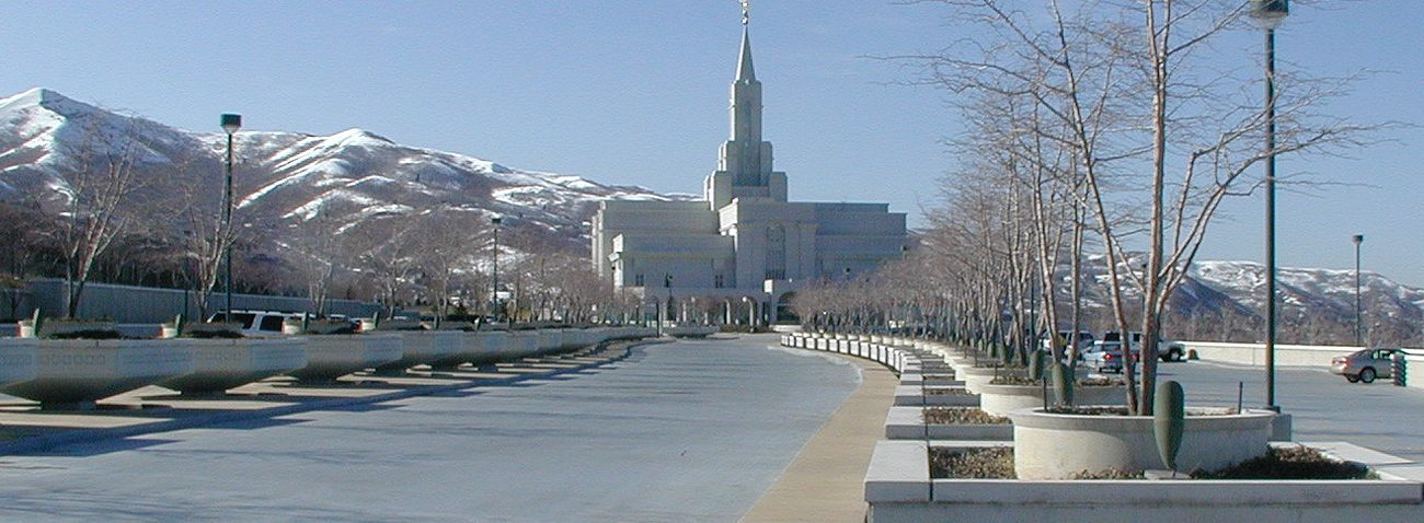 UT Bountiful Temple EMSEAL Thermaflex Seismic Colorseal