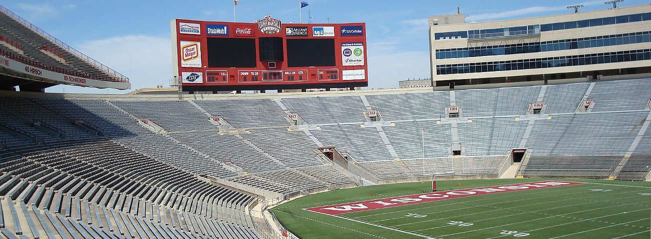WI U of WI Badgers Camp Randall Stadium DSM SYSTEM by EMSEAL