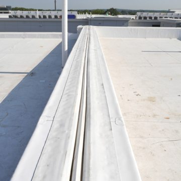 Roof Expansion Joint Roofjoint Watertight Dual Seal