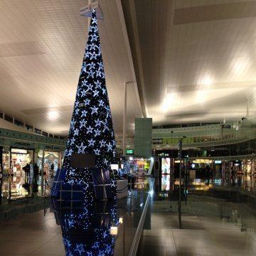 Airport floor expansion joints for any season. Migutrans at El Prat, Barcelona